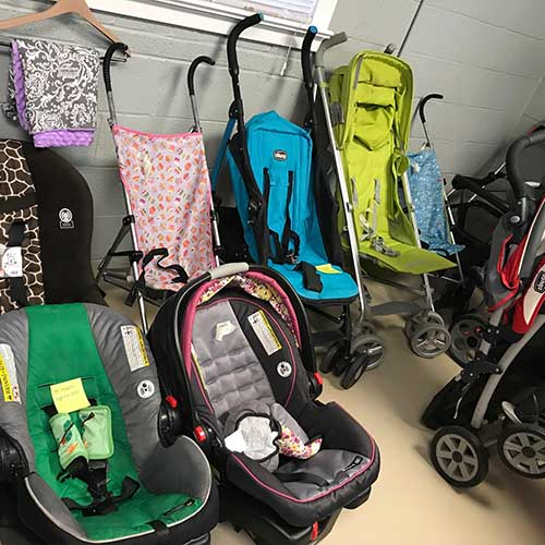 Strollers, car seats and more!